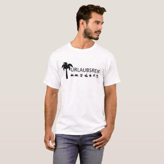 Camiseta Aro de férias