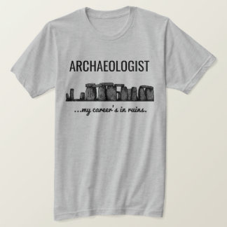 Camiseta Arqueólogo
