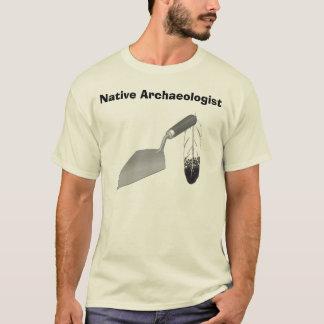 Camiseta Arqueólogo nativo