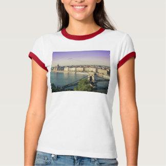 Camiseta Arquitectura da cidade de Budapest