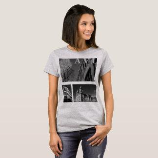 Camiseta Arquitetura de Asheville