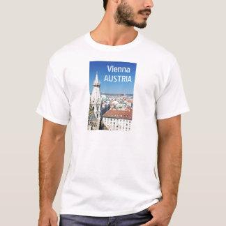 Camiseta Arquitetura em Viena, Áustria