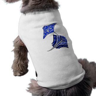 Camiseta Arraias-lixas tribais