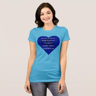 Camiseta Arrisca sua vida