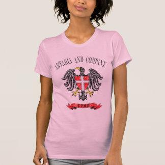 Camiseta Artaria e Empresa