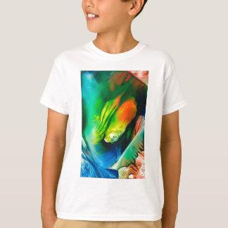 Camiseta Arte 0001 da cera