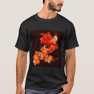 Camiseta Arte abstracta de Firebirds da dança