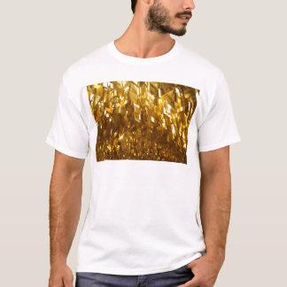 Camiseta Arte abstracta do teto do ouro