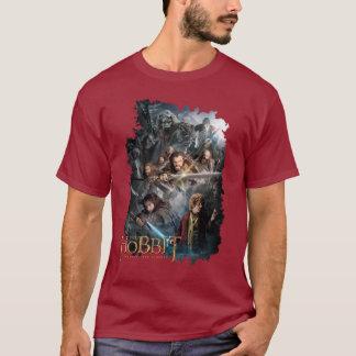 Camiseta Arte chave