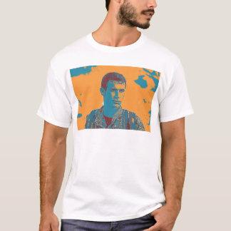 Camiseta Arte curdo do lutador de YPG