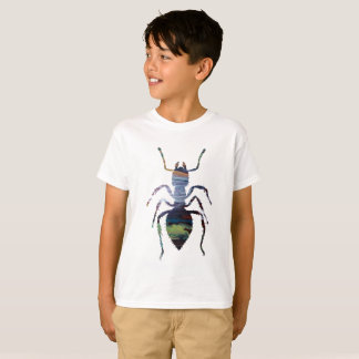 Camiseta Arte da formiga
