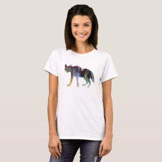 Camiseta Arte da hiena