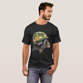 Camiseta Arte da indicação do macaco