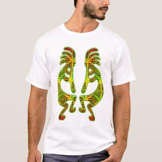 Camiseta Arte da rocha de Kokopelli: Kokopelli moderno