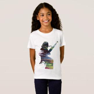 Camiseta arte do fagote