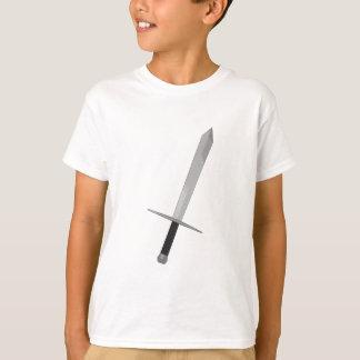 Camiseta Arte do jogo da espada do pixel