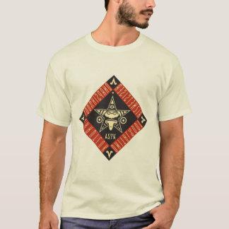 Camiseta Arte do mexicano de AZTK 100%