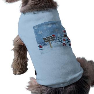 Camiseta Arte do Natal - ilustrações do Natal