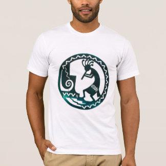 Camiseta Arte do nativo americano no t-shirt americano do