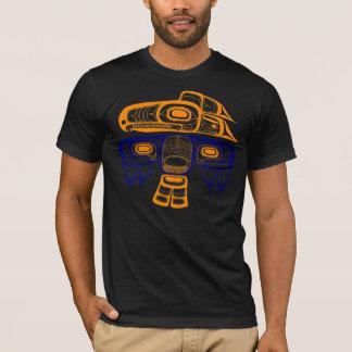 Camiseta Arte do nativo americano: Tlingit Thunderbird