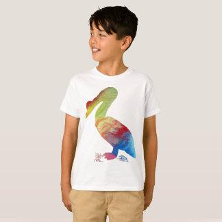 Camiseta Arte do pelicano