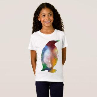 Camiseta Arte do pinguim