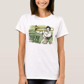 Camiseta Arte do poster de Nouveau da arte do vintage