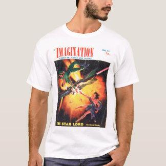 Camiseta Arte do _Pulp da imaginação v04 n05