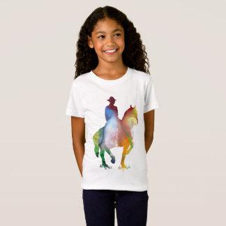 Camiseta Arte do vaqueiro