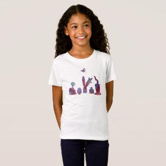 Camiseta Arte dos cactos