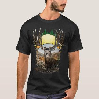 Camiseta Arte dos cervos
