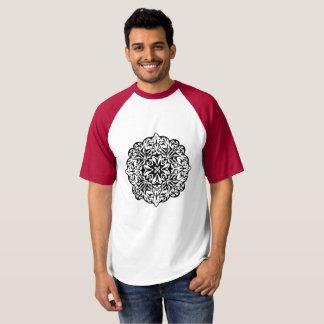 Camiseta Arte étnica da mandala maori polinésia do tatuagem