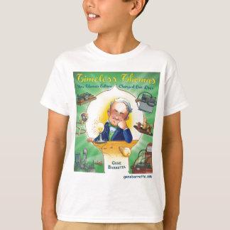 Camiseta Arte intemporal do cobrir de Thomas