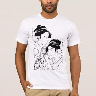 Camiseta Arte japonesa bonito