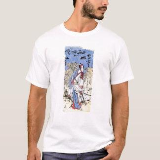 Camiseta Arte japonesa tradicional oriental legal do