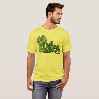Camiseta Arte-Limo Atack do estilo dos grafites