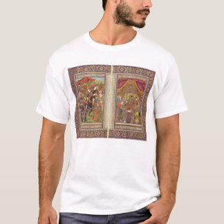 Camiseta Arte muçulmana islâmica de Boho do Islão de India
