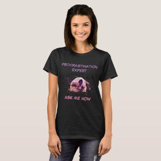 Camiseta Arte perita do buldogue francês/cão da
