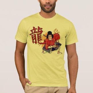 Camiseta Arte popular japonesa do ator de Kabuki