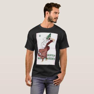 Camiseta Arte-Poster-Propaganda-Sazonal-Páscoa-Ventoso