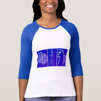 Camiseta ARTE simbólica: Reiki domina ferramentas da