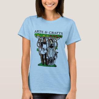 Camiseta Artes & artesanatos