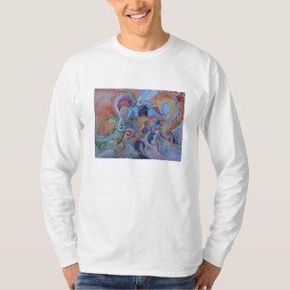 Camiseta Artes de Shayne Ely - coisa impressionante de