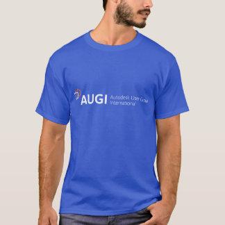 Camiseta Artigo marcado de AUGI