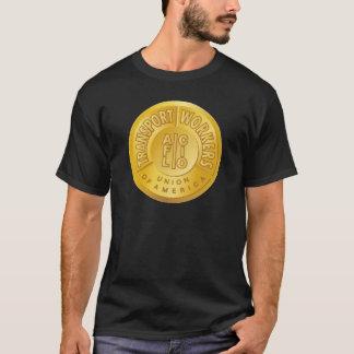 Camiseta Artigos correntes do LOGOTIPO de TWU