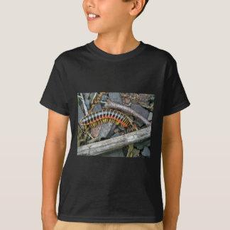 Camiseta Artigos da série do milípede