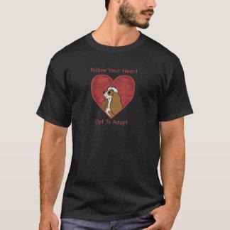 Camiseta Artigos do salvamento de cocker spaniel