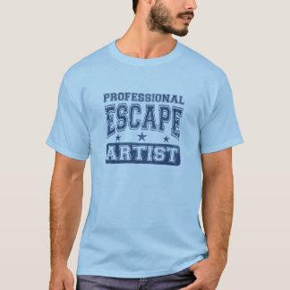 Camiseta Artista de escape profissional