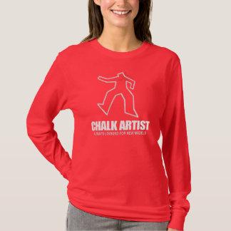 Camiseta Artista do giz