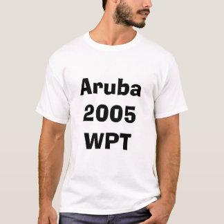 Camiseta Aruba wpt 2005